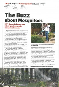 PMP The Buzz About Mosquitoes 2