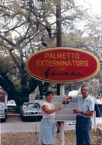 Palmetto Exterminators - A family owned company