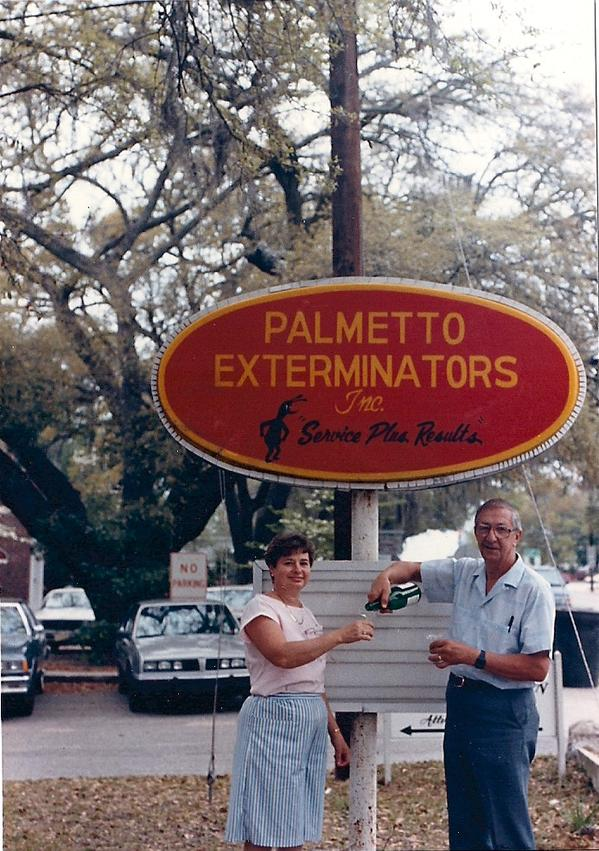 1976 Bud And Lil Snyder Purchase Palmetto Exterminators