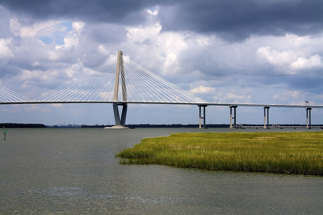 Cooper River Bridge, Mt. Pleasant, SC