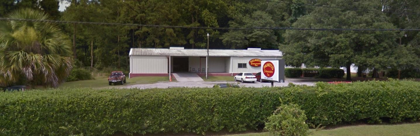 Palmetto Exterminator's Walterboro Pest Control Office
