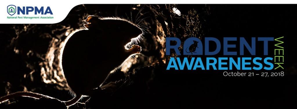 National Pest Management Association Rodent Awareness Week 2018