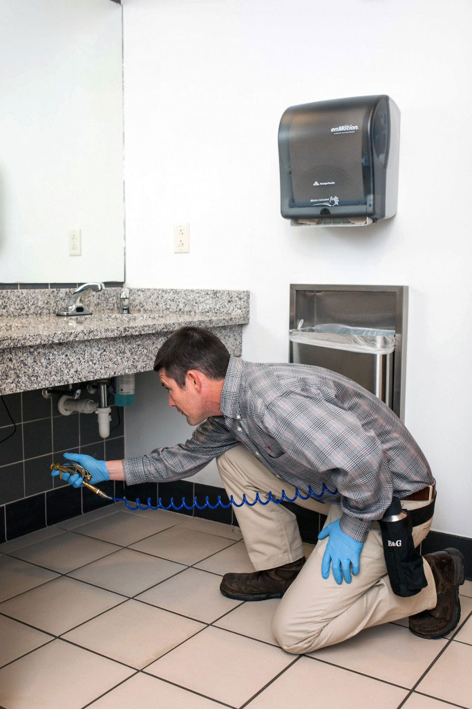 commercial pest control charleston